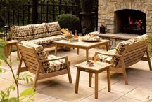 Outdoor lounging / Living outside just like you do inside