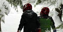 Winter Fun for Kids ♡ / Winter crafts, activities and play tips for kids || winter crafts for preschool | winter kids activities | kids winter crafts
