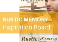Inspiration - Rustic Memory / This is the inspiration board for the novel Rustic Memory by Nic Starr.  Book #2 (Rustic series)  #gayromance #mmromance  Rustic Memory is an m/m romance set in Australia. This board contains images and music that inspired the characters and the story.
