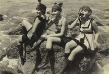 The Flapper Girl (girls who behaved unconventional)