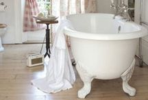 Bathroom Inspiration / A place to relax and unwind, bathrooms should be a blissful retreat!
