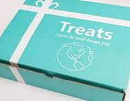 Try Treats | What's In The Box? / The world's best Treats from around the world delivered to your door every month! Go to www.TryTreats.com to learn more!
