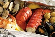 Recipes - Seafood & Fish / by Sherae Amidan