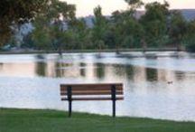 Scenic Santee Lakes