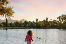 People of Santee Lakes / We have over 750,000 guests annually at Santee Lakes, so we have some great photos of them!