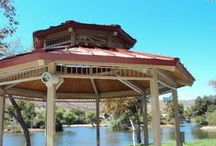 Picnics, Parties, & Events / Santee Lakes has several picnic areas and beautiful gazebos for your next picnic, party or corporate event!