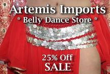 Belly Dance Store - Artemis Imports / Belly Dance Emporium - Here to help you create your individual look!  www,ArtemisImports.com