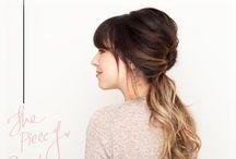 HairME! / hair stylings