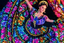 Mexican Beauty / I love you Mexico. Collected by Artemis Imports Belly Dance Store  www.ArtemisImports.com