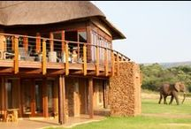 Askari Game Lodge & Spa / Askari Game Lodge & Spa is situated on the Plumari Africa Game Reserve in the Magaliesberg, just over an hour from Johannesburg or Pretoria and offers guests a memorable Big 5 wildlife experience within a malaria free environment. / by Guvon Hotels & Spas