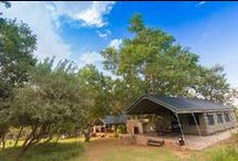 Bush Willow Tented Camp / Bush Willow Tented Camp is situated in Muldersdrift only 30 minutes from both Johannesburg and Pretoria, Bush Willow Tented Camp offering a unique outdoor experience. The small tented camp is built in a sector of Glenburn lodge which is surrounded by indigenous bush, at the foot of the Zwartkops Mountains, on the banks of the Blaauwbank River.
