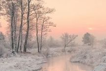 Winter / Visual inspiration for the seasons: Winter