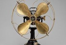 Unique old / vintage fans / This is a compilation of unique old / vintage fans or ventilators. Make sure to take a look at our selection. www.onlyonceshop.com – Only / Once