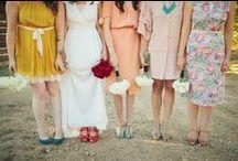 Boho/outdoor/casual wedding