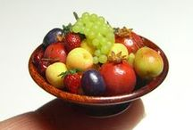Artisan Miniatures: Food and Drinks / by Lucy Baxter