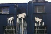 Street art all over the world!