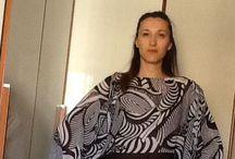 Kimono Tunic / Kimono Tunic