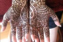 Henna / Beautiful Henna Designs.