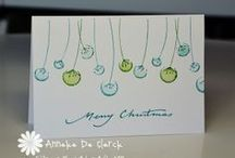 Christmas, cards and more