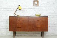 Unique vintage furniture