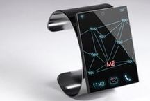 Wearable Technology / New wearable technology right such as smartwatches and wristbands.