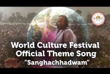 World Culture Festival 2016 - WCF / The Art of Living will be celebrating its 35 years of service to humanity in 2016. The World Culture Festival is being organized on this special occasion. #WorldCultureFestival #WCF