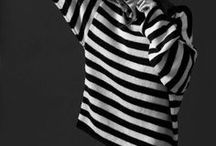 Style   How to Wear Stripes / Because who doesn't love stripes. Fashion and style inspiration for wearing stripes. Get the french girl Parisian chic look while wearing striped t-shirts, dresses, skirts and even trousers. Minimal, easy wearing, laid-back style.