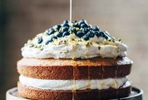 Have your cake     and eat it / On this board we share inspiring cakes, in all it's forms!  They are too beautiful not to share!  Time to indulge!