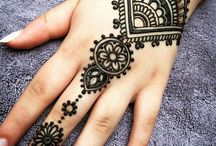 ♥♥♥Henna Tattoo Designs♥♥♥ / Henna Tattoo Designs and Art; concentrating mainly on hands, but also on the other parts of body.