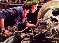 Mujeres trabajadoras en la pintura / Celebramos el Día de la Mujer 2018 con un álbum de pinturas que muestran a mujeres trabajando. Este año, el #DíaInternacionaldelaMujer se suma a un movimiento mundial sin precedentes por los derechos, la igualdad y la justicia de las #mujeres.