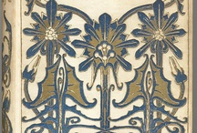 Dutch Art Nouveau book design / Beautiful bookcovers from my own collection (period: 1890 - 1925)