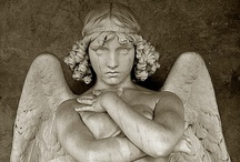 Guardian angels / Watching over us?