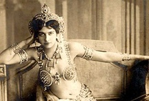 Mata Hari / Legendary dancer and spy from Friesland!