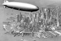 Graf Zeppelin / Graf Zeppelin and other airships