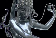 My favorite art 2 / Sculpture - Statues