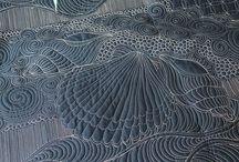Machine quilting / by Diane Behn