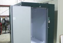 U.S. Cooler / Walk-in coolers and freezers from U.S. Cooler Company.