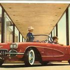 Chevrolet Ads and Ads with Chevys / We have collected some ads that have Corvettes and Chevys in them.  Some of these vintage magazine ads are from Chevrolet others are ads that feature Chevys in them.