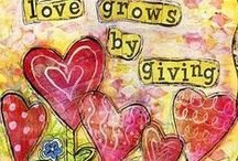 Care Givers / A board for all those who give of themselves to care for others.