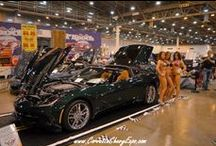 2014 Houston: Corvette/Chevy Expo / World Class Show Cars at the 2014 Corvette/Chevy Expo that was held Feb. 15-16 at the Reliant Center (now NRG Center) in Houston Texas. #Corvette #Chevy #Chevrolet #Houston #Texas #NRGPark
