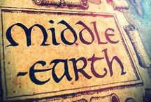 Hobbits, etc / by Beatriz Biondo