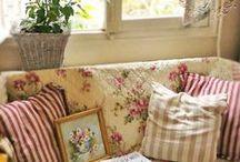 ➳❦ Cottage Style Interior ❦ / by ❦❦ mï-Кø*mï-Кø ❦❦