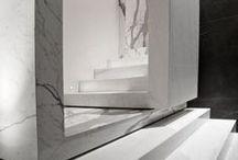 Spaces \\ White Marble