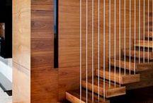 Spaces \\ Wood