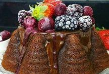 kek tarifleri / Çok çeşitli ve nefis kekler