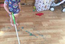 Children's activities / Rainy day activities for children.
