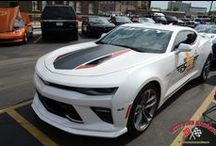 Chevrolet Pace Cars / Chevrolet Pace Cars