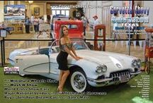 2017 Corvette Chevy Expo March 11 & 12, 2017 / The 39th Corvette/Chevy Expo will be returning to the beautiful Galveston Island Convention Center, right on the Gulf of Mexico March 11 & 12, 2017.  The Corvette Chevy Expo's Aftermarket Showcase features Major Vendors selling parts and accessories specific to the Chevrolet brand. You will also see World Class Chevrolet Show Cars beautifully displayed, cars for sale, Miniature Car Show,  Wash' n Show, Craft Fair, Bikini Contest and more. http://corvettechevyexpo.mobi/