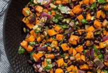 Insalata / Yummy salads for any season.