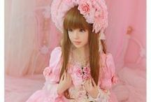 Fashion / Sweet lolita, hime gyaru, bubble goth, fairy kei, + other uncategorized stuff